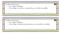 Una estrategia diferente de mejorar laexpresión escritaes a través de la escritura creativa. Las tareas deescritura creativaademás de ejercitar la lectoescritura, potencian laimaginacióny lacreatividadde los niños.