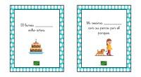 Las actividades de completar frases con una determinada palabras son tareas muy completas, ya que permite trabajar varios aspectos de la competencia lengüística; en ese caso las palabras que estamos […]