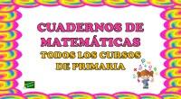 Nueva colección de cuadernos de ejercicios de repaso para todos los cursos de primaria de Matemáticas. Las matemáticas son fundamentales para el desarrollo intelectual de los niños, les ayuda a […]