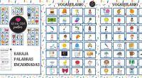 ¡Bienvenidos! Os propongo una baraja con 81 cartas para jugar a las palabras encadenadas. Una buena opción para afianzar la competencia lingüística de forma lúdica y divertida.
