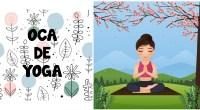 «Se trata de una Oca de Yoga para trabajar la higiene postural, flexibilidad, equilibrio, coordinación, relajación, etc. Se puede imprimir y plastificar,junto con las fichas que incluye el juego, para […]
