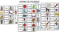 Os dejo por aquí los materiales del dominó de palabras e imágenes: se trata del clásico juego del dominó, combinando imágenes y palabras. Los niños deben leer la palabra para […]