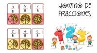 Dominó de fracciones (versión corta): incluye 12 fichas de dominó (sextos y octavos de pizza) más su contraportada. Espero que a vuestros alumnos o hijos no les entre hambre cuando […]