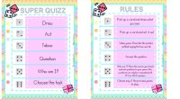 Pack de actividades para repasar el vocabulario básico de inglés en Educación Primara. Incluye: – Reglas del juego e instrucciones. – 12 tarjetas (y su contraportada) de 6 temáticas diferentes: […]