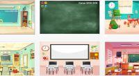 Os dejamos estos bonitos fondos para tus clases virtuales. Esperamos que os gusten.