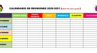 REGISTRO CALENDARIO REUNIONES INFANTIL Y PRIMARIA hemos incluido un código de colores para poder temporalizar todo el curso además de añadir las reuniones equipo covid. EDITABLE EN WORD REGISTRO CALENDARIO […]