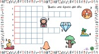 Crucigramas. Hola! Os dejamos para descargar un bonito PDF en el que encontraréis divertidos crucigramas para trabajar el vocabulario y la escritura en lxs más pequeñxs.