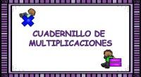 Os comparto a continuación una colección de fichas para repasar las multiplicaciones de 1,2,3 y 4 cifras. Para las matemáticas, la multiplicación consiste en unaoperación de composiciónque requiere sumar reiteradamente […]