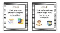Os comparto el siguiente material del blog Actividades de Infantil y Primaria, un juego súper divertido para trabajar el pensamiento creativo y la expresión oral.
