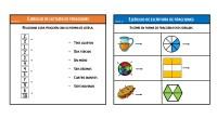 ☺️Hola☺️ hoy OS traigo un material sobre Fracciones. Es una recopilación con normativas y ejercicios para practicar en casa o en clase. Yo los fotocopio, plastifico y entrego a los […]