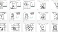 DESCARGA LOS PUZZLES EN PDF PUZZLES INVERNALES LAS VOCALES RECORTA Y PEGA