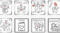 Estamos muy contentos de poder compartir con todos ustedes estas bonitas tarjetas del día del amor y la amistad o San Valentín de unicornios que diseñamos especialmente para todos ustedes […]