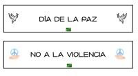 El Día Escolar de la No-violencia y la Paz (DENIP) fue declarado por primera vez en 1964. Surge de una iniciativa pionera, no gubernamental, independiente, y voluntaria de Educación No-violenta […]