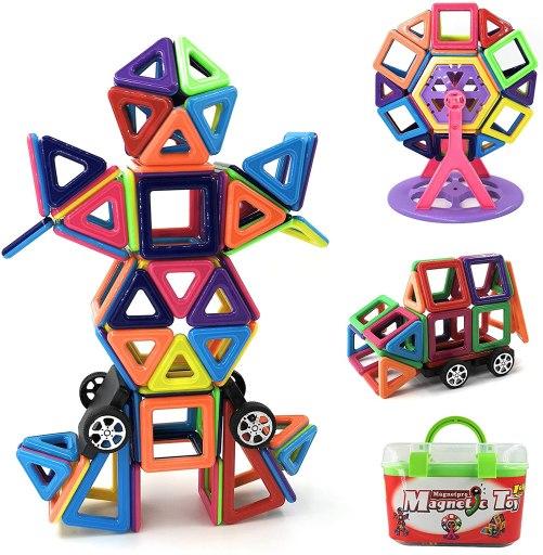 Mejores Kit de construcción para mejorar la creatividad de los niños 3