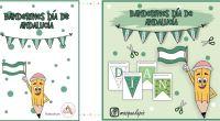 ¿Qué os parece unos banderines para decorar el aula o lo que queráis? 😍 En el pdf encontrareis 🧐dos tipos de banderines, para que utilicéis los dos o los que […]