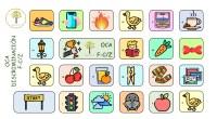 Oca de discriminación de F-C/Z 🎲.Por aquí comparto éste tablero de discriminación de los fonemas F y C/Z que he creado para uno de mis pequeños, por si a alguien […]