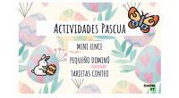 HA creado estos materiales con temática de Pascua @conpdept y los ha querido compartir con todos nuestros seguidores. ✏️Pequeño juego tipo Lince con elementos de Pascua. Trabajaríamos aspectos como la […]