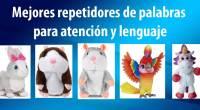 Os proponemos estos fantásticos Peluches que repiten las palabras, ideales para que los niños jueguen y aprendan la atención y el lenguaje. Nos encanta para trabajar la atención temprana. A […]
