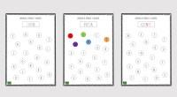 A partir de la idea de @aprenderconellos ,hemos diseñado la versión digital de esta divertida actividad en la que tendremos que colorear las letras en función del modelo. Una actividad […]