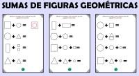 Hoy os propongo un sencillo ejercicio de razonamiento a través de la suma de diferentes figuras geométricas. El alumno deberá dibujar cual es la imagen resultante de la combinación de […]