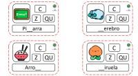 ¡Hola! Aquí tenéis las últimas 40 tarjetas para trabajar la ortografía de la Z, C y QU. Podéis unirlas a las 40 primeras tarjetas de la Parte 1 y conseguir […]