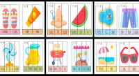 Os comparto esta colección de puzzles que he preparado para trabajar la conciencia silábica del vocabulario de verano. La conciencia silábica forma parte de las habilidades fonológicas, y hace referencia […]