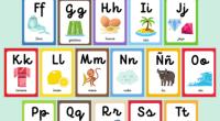 El abecedario o alfabeto de una lengua o idioma es el conjunto ordenado de sus letras. Estas letras sirven para formar palabras y también darles un orden y organizarlas. La […]