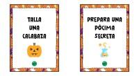 Ya sabemos que Halloween es, probablemente, la fiesta que más le gusta a los niños, por lo que es una ocasión ideal para realizar diferentes dinámicas y actividades para trabajar […]