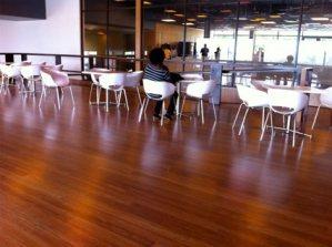Commercial bamboo flooring - MTN High Volume Repair Center