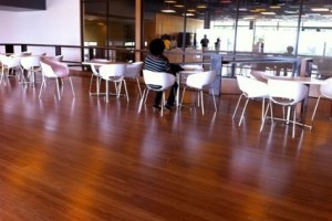 Commercial bamboo flooring - MTN High Volume Repair Center