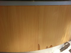 Chipboard furniture & cladding - maintenance problem