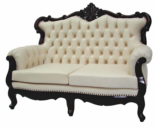 Queen Anne Leather Sofa Ezhandui Com