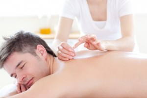 Treat men's health with acupuncture