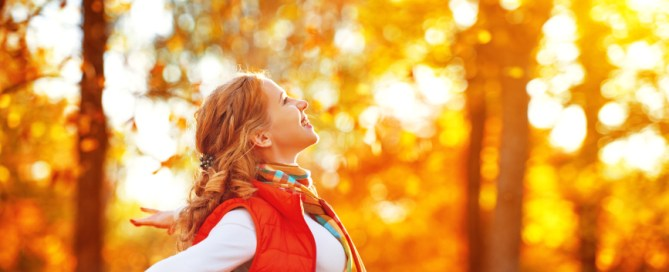 Autumn corresponds with your Lung energy