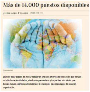 14.000 puestos TIC