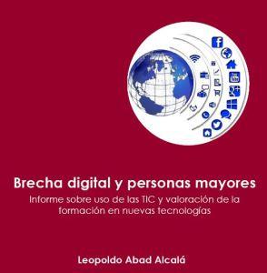 Informe Brecha digital y persona mayores