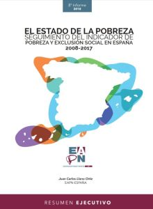 8 Informe Estado de la Pobreza Resumen ejecutivo EAPN 2018