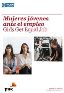 Mujeres jovenes ante el empleo