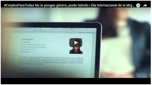 video empleo para todas