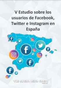 V Informe sobre el uso de Redes Sociales en España
