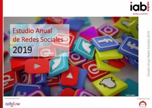 Estudio anual redes sociales 2019. IAB Spain Elogia 2019