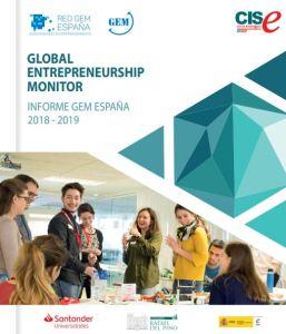 Informe Global Entrepreneurship Monitor (GEM) España 2018-19