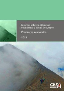 Informe sobre la situación económica y social de Aragón en 2018. Panorama Económico. CESA 2019