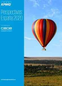 Perspecticas economicas España 2020 KPMG CEOE