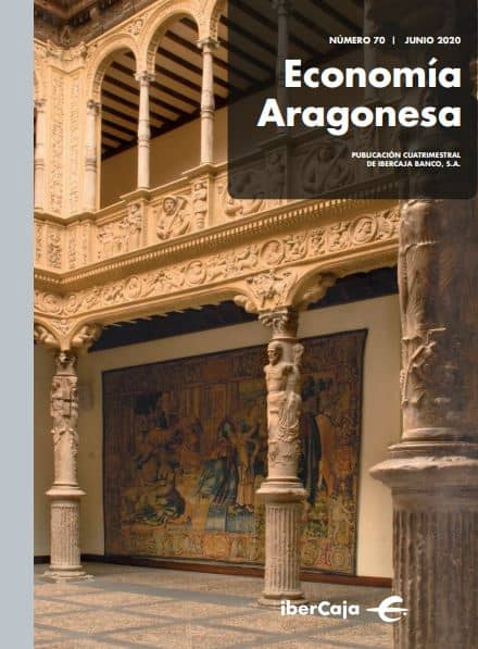 Economia Aragonesa Junio 2020 Ibercaja