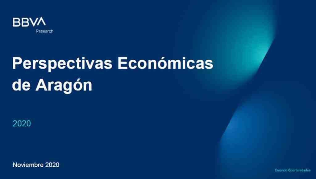 Perspectivas económicas de Aragón BBVA Research 2020