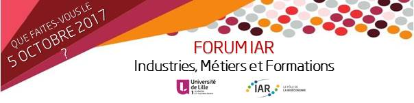 Forum IAR à Lille