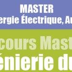 Master Éco-Ingénierie du Littoral