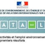 Éco-activités et emploi environnemental en 2015