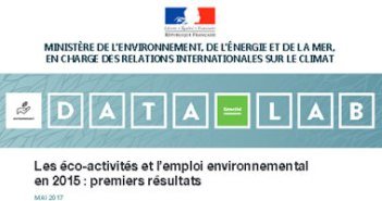 datalab emploi environnemental 2015